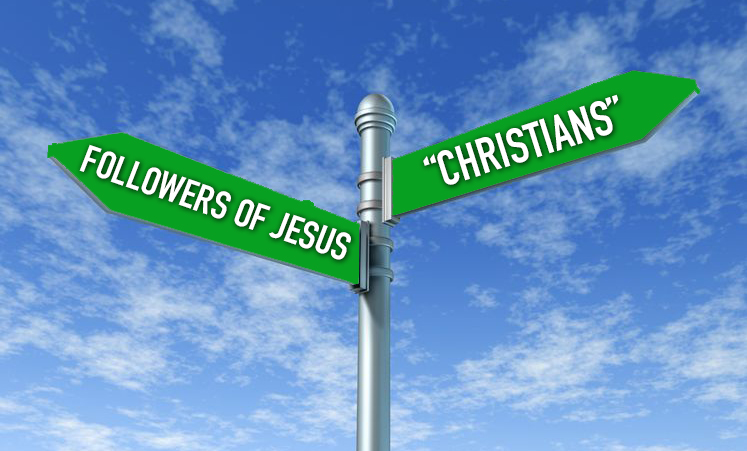 Christians reject Jesus's teachings